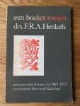 Henkels, F.R.A. - Boeket roosjes