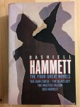 Dashiell Hammett - The Four Great Novels