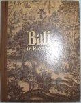 Bakker, Piet - Bali in kleuren