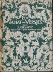 Abramsz., S.: - Een schat van versjes. Nieuwe kindergedichtjes van S. Abramsz. Prentjes van Ella Riemersma