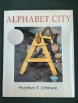 Johnson, Stephen - Alphabet City