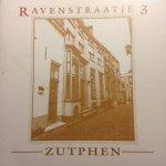 Redactie - Ravenstraatje 3 Zutphen