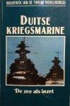 Humble, R - Duitse kriegsmarine, de zee als inzet
