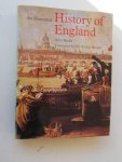BURKE, JOHN, - An illustrated History of England.
