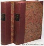 KERVYN DE LETTENHOVE (Ed.) - Istoire et Chroniques de Flandres, d`après les textes de divers manuscrits.