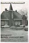 - Plattegrond Berkel Enschot 1977