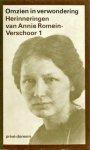 Romein-Verschoor, Annie - Omzien in verwondering 1 & 2