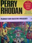Perry Rhodan - Planeet der Duizend Vreugden