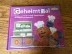 Breij, Claudia de en Renate Verbaan - Geheimtaal (deel 1 sesamstraatboeken 2010)