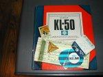 koninklijke luchtvaart maatschappij - VLUCHT  KL-50  1919-1969 logboek van vijftig jaar vliegen