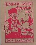 (ed.), - Enkhuizer Almanak. 1992.