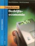 Franckena, J.  met Drs. S. Leyenaar - Bedrijfseconomie   .. Commerciele techniek