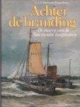 Boelmans Kranenburg - Achter de branding / De visserij van de Ned. kustplaatsen