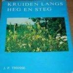 Thijsse, J.P. - Kruiden langs heg en steg