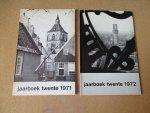 Jaarboek Twente / diverse auteurs - 1972 - Jaarboek Twente - elfde jaar