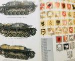 Uhring, J-Ph.  Ginot, G.  Deygas, G. Tisseire, A.   Anne, T. - Sturmgeschütz III. Militar's kits Hors Serie no. 3.