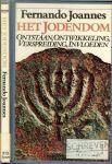 Joannes, Fernando  .. Rijk geillustreerd  met kleuren foto's - Het Jodendom ontstaan, ontwikkeling, verspreiding, invloeden.