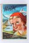 Spyri, Johanna - Heidi, het Kind van de Bergen