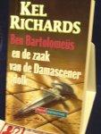 Richards, Kel - Ben Bartolomeüs en de zaak van de Damascener dolk