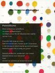 Coninck, Herman de - Prentbriefkaart: gedicht: Pointillisme