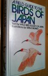 Wild Bird Society of Japan/Shinji Takano/JA Massey - A Field Guide to the Birds of Japan