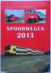 Latten, R. - Spoorwegen 2013