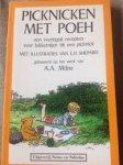 Milne, A.A. - Picknicken met Poeh / een veertigtal recepten voor lekkernijen bij een picknick
