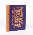 Bunge, Lucas ; Menno Landstra (design) - Best verzorgde boeken - 1991 best book designs