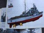 Goralski, Waldemar.   Skwiot, Miroslaw. - The Japanese Heavy Cruiser Takao. Superdrawings in 3D.