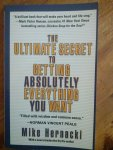 Hernacki, Mike - The Ultimate Secret to Getting