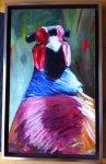 Moerbeek, Dirk (kunstenaar) - Schilderij van Fazant