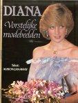 Alison Janaway   en David  Levenson  Fotos - Diana  Vorstelijke modebeelden
