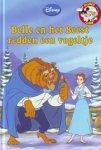 walt disney - Belle en het beest redden een vogeltje