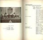 Corpsleveranciers Carlo Margaroli pianist  en Flowershop Ivy  en L.P.  van den Blink Advocaat - Amsterdamsche Studenten Almanak Voor Het Jaar 1957 - Jaargang 127