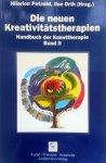 Petzold, Hilarion G. - Orth, Ilse - Die neuen Kreativitätstherapien (Handbuch der Kunsttherapie Band II) (DUITSTALIG)