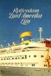 Nievelt en Goudriaan - Brochure Rotterdam-Zuid Amerika Lijn