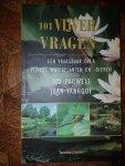 Pauwels, Ivo Vanhoof, Jean - 101 vijvervragen / een vraagbaak over vijvers, waterplanten en -dieren
