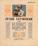Hoogeveen, M.B. / Ligthart, Jan / Scheepstra, H. - Zesde leesboekje