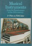 Sergio Paganelli - Musical Instruments