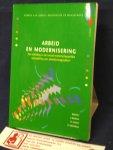 Bekema, L & Coenen, H, & Valkenburg, B - Arbeid en modernisering / een inleiding in de sociaal-wetenschappelijke bestudering van arbeidsvraagstukken