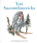 Koning, Co de / Vos, Peter - Yeti sneeuwlimericks