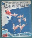 Clark Moore, Clement and Wohlberg, Meg (animated pictures) - The Night before Christmas