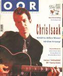 Diverse auteurs - Muziekkrant Oor 1991 nr. 04  met o.a Jesus Jones, Chris Isaak, Theo van Gogh (foto 1 p.), Bob Dylan