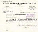 KPM - Brief KPM bedrijfspensioenfonds