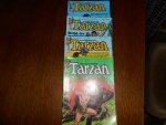 E R Burroughs - Tarzan classics 6x