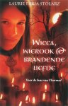 L.F. Stolarz - Wicca, wierook & brandende liefde