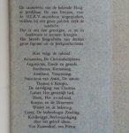Itterzon, Dr G.P. van - De levende Kerk (Dertien biographieen)