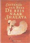Beek, Constanza van - De reis naar Shalaya