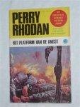 Voltz, William - Perry Rhodan, 301: Het platform van de angst