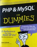 Valade, Janet - PHP and MySQL®For Dummies®